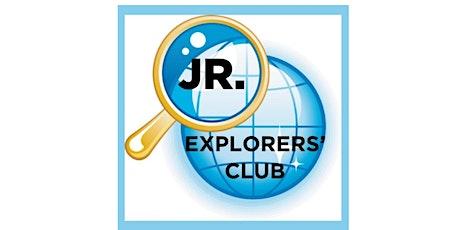 Jr. Explorers Club tickets