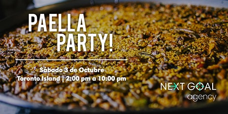 Paella Party! | Next Goal Agency tickets