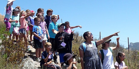 Acorn Adventures: weekly outdoor education at SLO Botanical Garden tickets