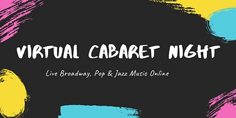 Cabaret Night Live Music - Broadway, Rock, Jazz and More tickets