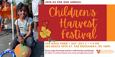 TCAH Children's Harvest Festival at Far Rock Farm tickets