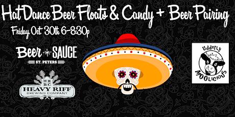 Hat Dance Beer Floats & Candy + Beer Pairing