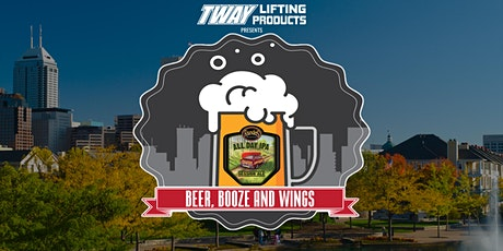 Beer, Booze & Wings tickets