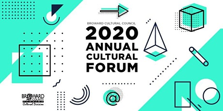 Annual Cultural Forum 2020 tickets