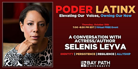 Poder Latinx: Elevating Our Voices, Owning Our Now! tickets