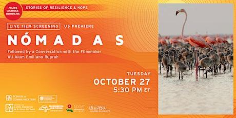 Films Across Borders: Nomadas tickets