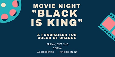 Movie Night for Charity:  Black is King tickets
