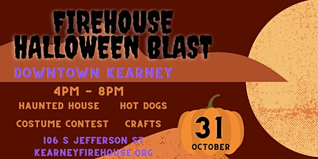 Downtown Halloween Blast tickets