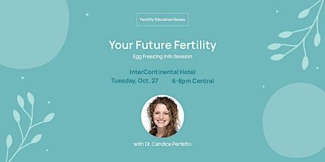 Fertility Education Series: Your Future Fertility tickets