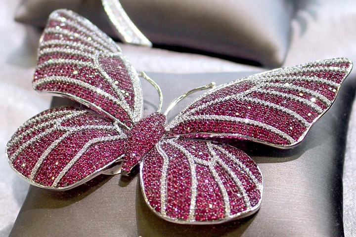 International Gem & Jewelry Show - Marlborough, MA (July 2021) image