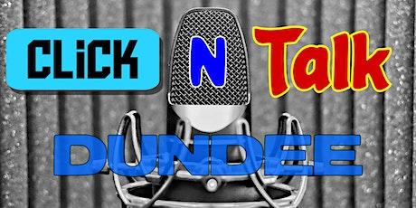 Click N Talk Wednesday 21th October 2020 tickets