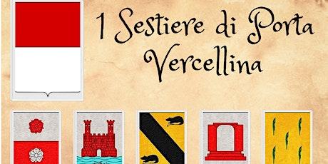 Nr. 1 Visita guidata al Sestiere di Porta Vercellina biglietti