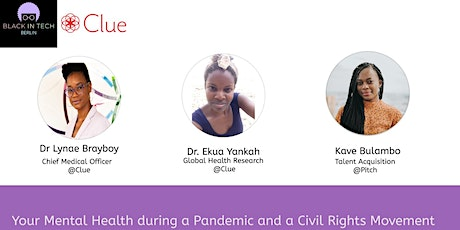 Your Mental Health during a Pandemic and a Civil Rights Movement. tickets