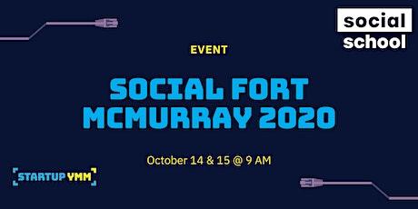 Social Fort McMurray boletos
