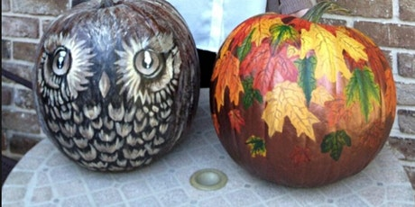PUMPKIN PAINT'N PICNIC FOR ANY AGE IN CENTRAL PK SUN OCT 25 tickets