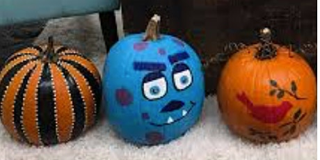 PUMPKIN PAINT'N PICNIC FOR ANY AGE IN CENTRAL PK SUN OCT 18 tickets