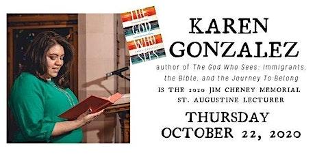 The Jim Cheney Memorial St. Augustine Lecture with Karen González tickets
