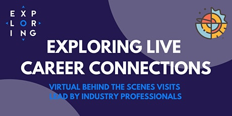 Exploring: 2021 LIVE Career Connection tickets
