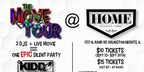 The Move Tour @ Home Bar Arlington Heights tickets