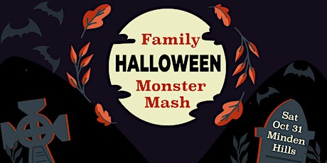 Family Halloween Monster Mash tickets