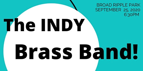 INDY Brass Band at Garfield Park Amphitheater tickets