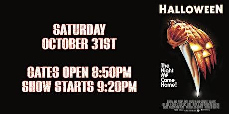 Halloween (1978) tickets