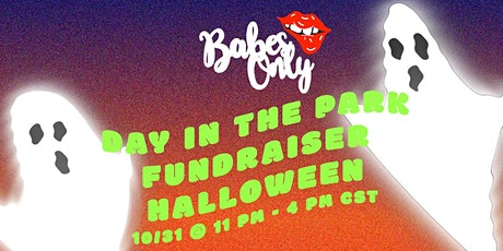 HALLOWEEN DAY IN THE PARK FUNDRAISER tickets