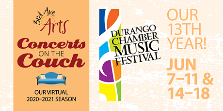 Durango Chamber Music Festival individual concert tickets tickets