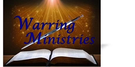 Warring Ministries Presents...A Zoom Book Club! tickets