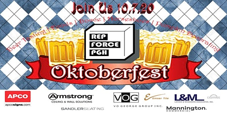 REPFORCE PRESENTS OKTOBERFEST tickets