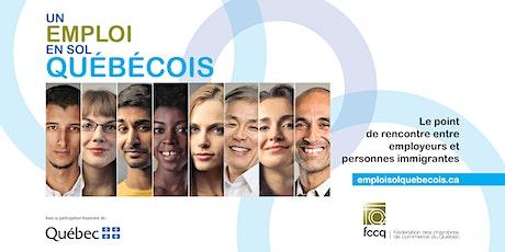 Un emploi en sol québécois - Présentation aux employeurs tickets