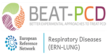 BEAT-PCD & ERN lung: Difficult diagnostic case meeting Tickets