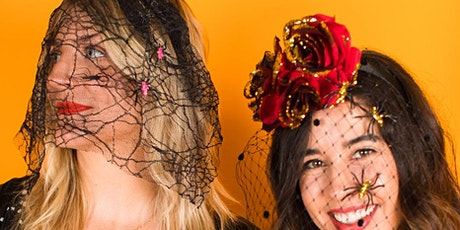 Fringe Fear Fest Virtual Movie & Craft Night- DEATH BECOMES HER & VEIL DIY tickets