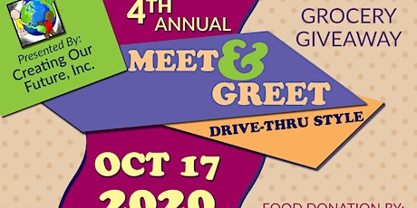 4th Annual Meet and Greet Community Giving tickets