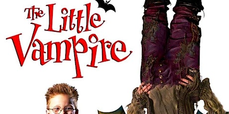 Ingersoll Auto Pop-Up Drive-In _THE LITTLE VAMPIRE (PG)