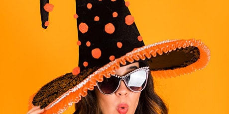 Fringe Fear Fest Virtual Movie and Craft Night- HOCUS POCUS & WITCH'S HAT tickets