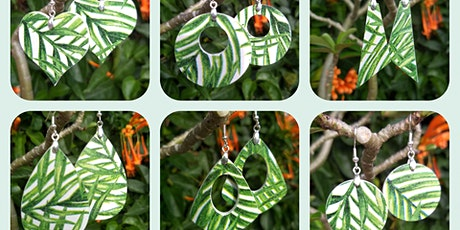 "Decoupage workshop ""Earrings"" tickets"