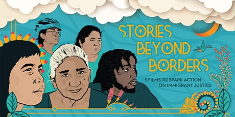 Stories Beyond Borders - Drive-in / Bike-In + Discussion tickets