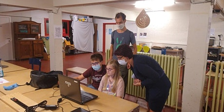 CoderDojo Roeselare - 21/10/2020 tickets