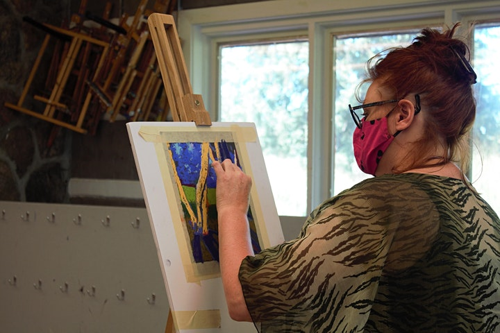 Online Pastel Studio with Margaret Ferraro image