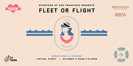 Spinsters of San Francisco Presents: 11th Annual Fleet or Flight Party tickets