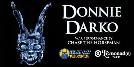 Donnie Darko w/Chase the Horseman at Lemonad(e) Park Halloween Special! tickets