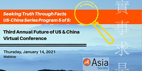 The Future of U.S. & China Conference tickets