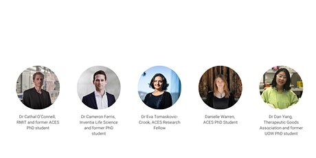 Making a PhD work for you: An ACES Discussion Panel tickets
