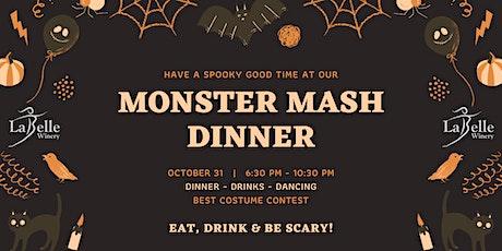 Monster Mash Dinner tickets