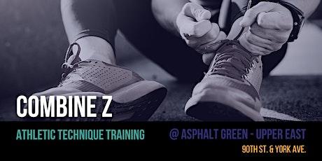 Combine Z - Athletic Fitness Classes @ ASPHALT GREEN - UPPER EAST tickets