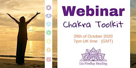 Webinar - Chakra Toolkit tickets