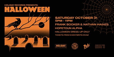 Holiday Records Presents: 'HALLOWEEN'