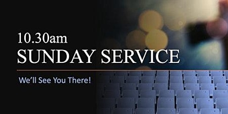 10.30am Sunday Service tickets