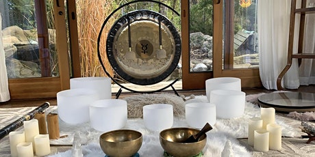 New Moon Relaxation Soundbath with Gina Skye tickets
